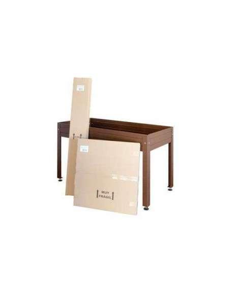 Kit Mesa + Sustrato 150x75x85 Cultiva en casa - 5