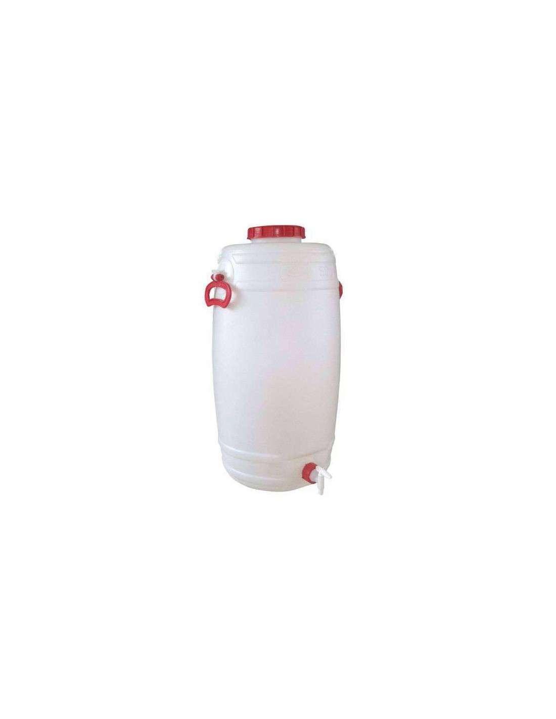 Dep sito barril 15 litros en cocopot huerto y jard n for Depositos de plastico