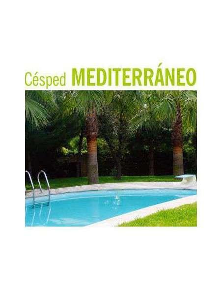 Semillas de Césped Mediterráneo con Grama 5Kg. INTERSEMILLAS - 1