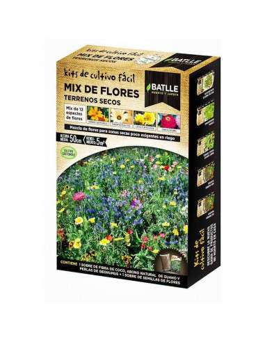 Mix Flores Terreno Seco