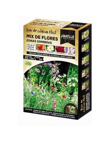 Mix Flores Zonas Sombrías