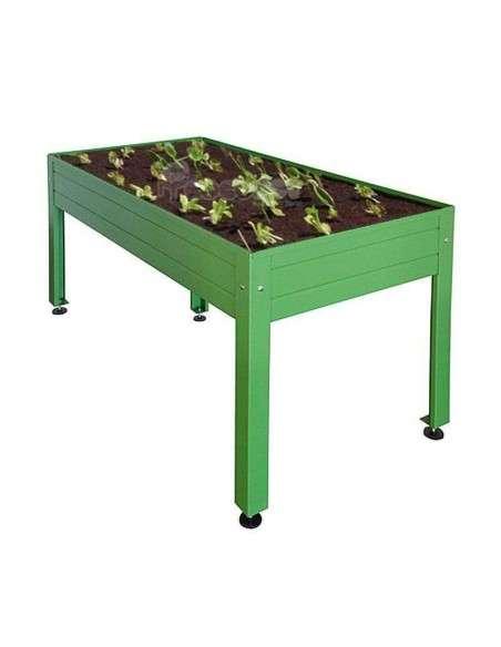 Kit Iniciación Huerto 150x75x65 Verde Cultiva en casa - 4