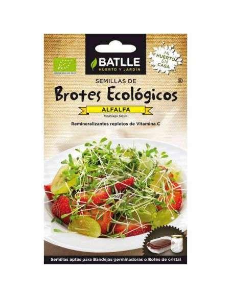 Semillas Brotes de Alfalfa Semillas Batlle - 1