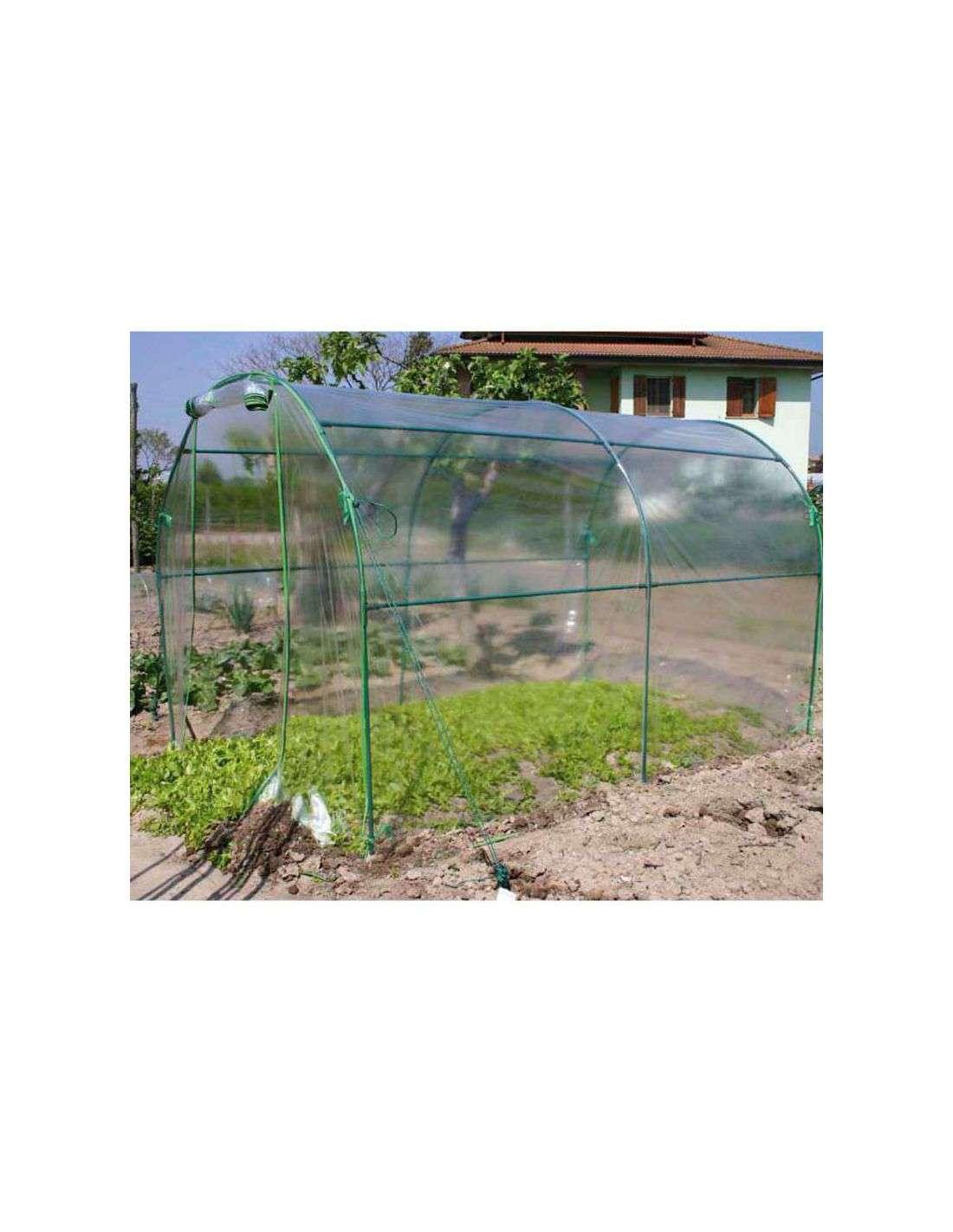 Invernadero huerto y jard n 3x2 metros en cocopot - Huerto y jardin ...