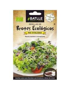 Semillas Brotes Mix Vitalidad Semillas Batlle - 1