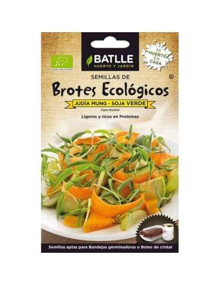 Semillas Brotes Soja Verde Semillas Batlle - 1