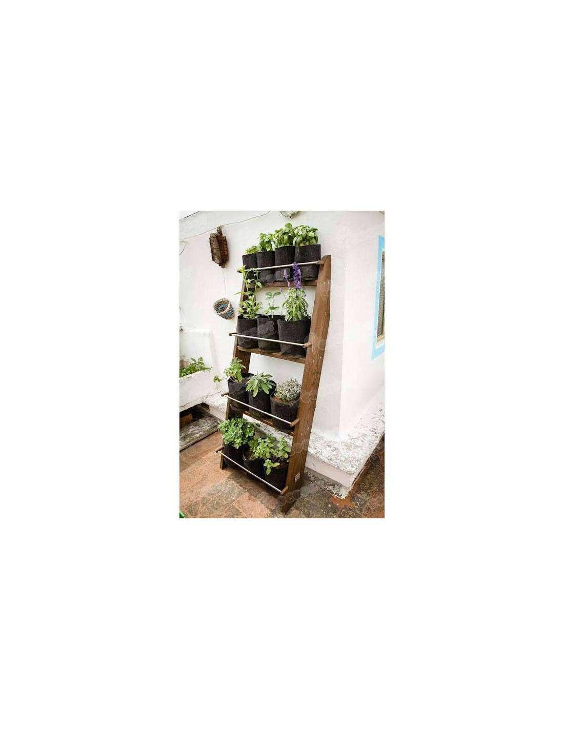 Jard n vertical zurnek 50cm en cocopot huerto y jard n for Manta para jardin vertical