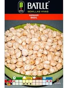 Semillas de Garbanzo Badil 45g. Semillas Batlle - 1