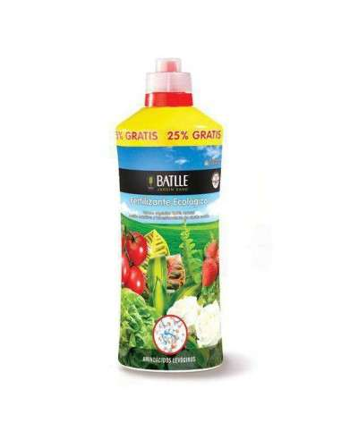 Fertilizante Ecológico Batlle 1,25l. Semillas Batlle - 1