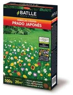 Semillas de Cesped PRADO JAPONES Semillas Batlle - 1