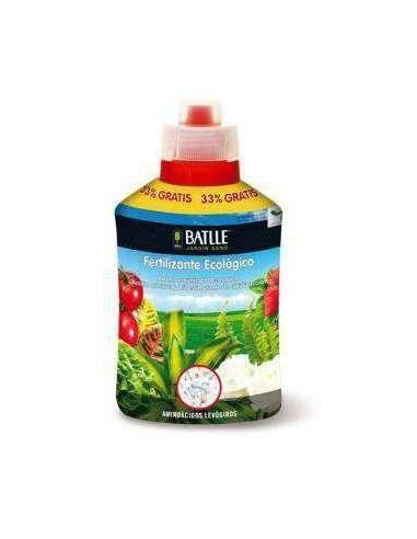Fertilizante Ecológico 400ml. Semillas Batlle - 1