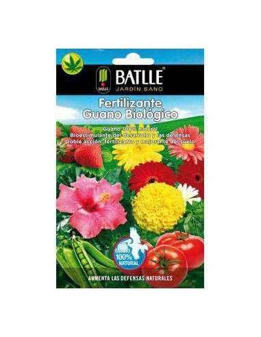 Fertilizante Guano sobre 5l. Semillas Batlle - 1
