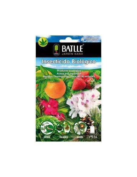 Insecticida Biológico sobre (5 litros) Semillas Batlle - 1