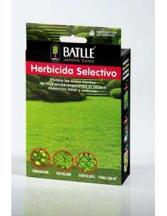 Herbicida Selectivo Concentrado 40ml