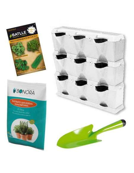 Kit Culinarias Minigarden COCOPOT - 1