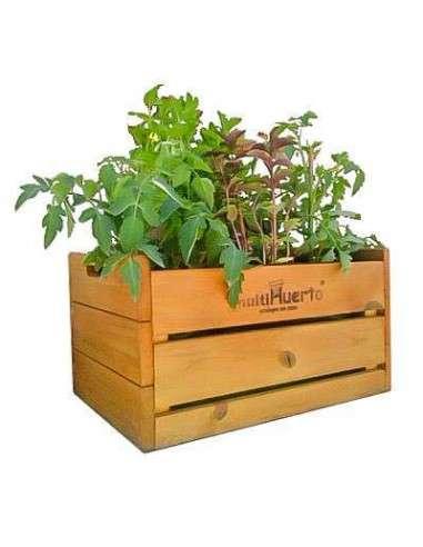 Cajón de Cultivo MultiHuerto 50x33x27cm MultiHuerto - 1