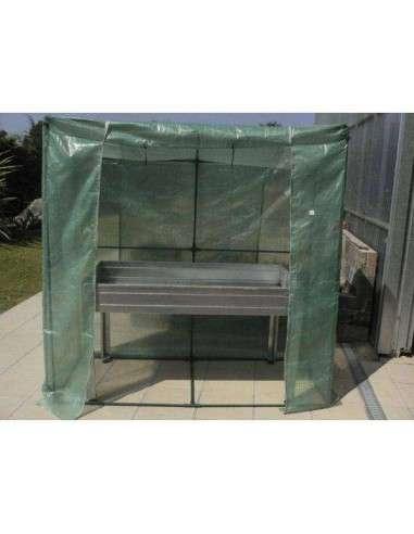 KIT Invernadero mesa de cultivo