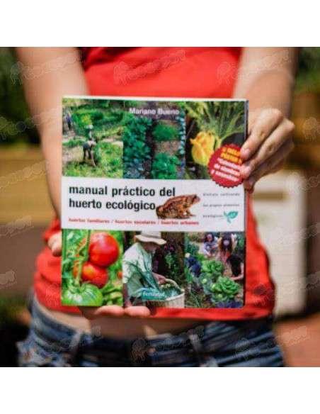 Manual Práctico del Huerto Ecológico La Fertilidad de la Tierra - 152