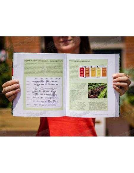 Manual Práctico del Huerto Ecológico La Fertilidad de la Tierra - 195