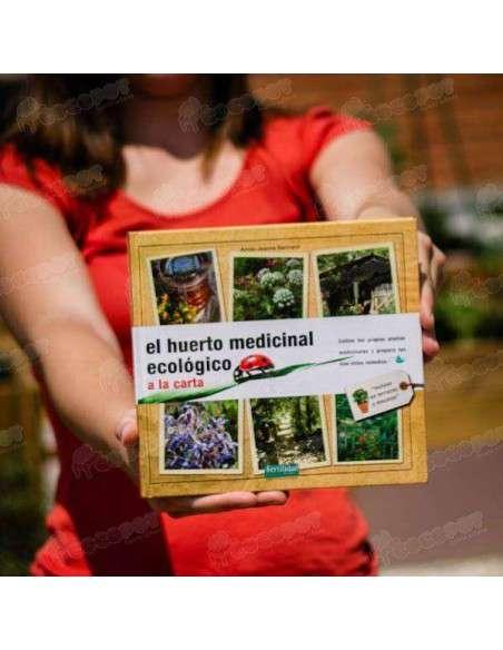 Huerto medicinal ecológico La Fertilidad de la Tierra - 187