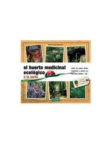 Huerto medicinal ecológico La Fertilidad de la Tierra - 35