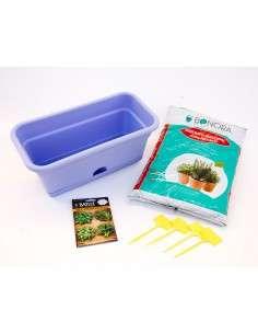 Kit Medicinales Jardinera Azul