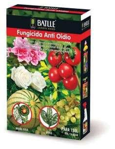 Fungicida Oídio Azufre Micronizado 80% Semillas Batlle - 19