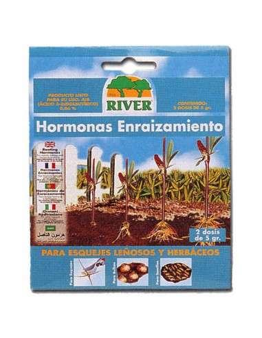 Hormonas Enraizantes 10gr RIVER - 1