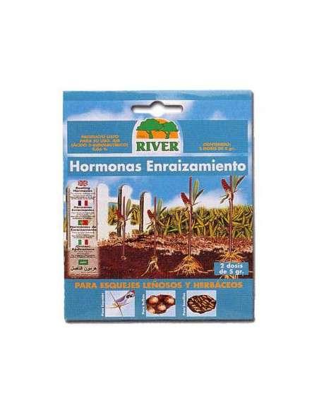 Hormonas Enraizantes 10gr RIVER - 2