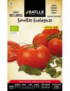 Semillas Tomate Tres Cantos Ecologico Semillas Batlle - 1