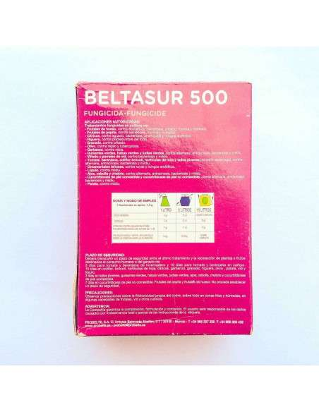 Oxicloruro Cobre Beltasur 500g. Probeltefito - 2