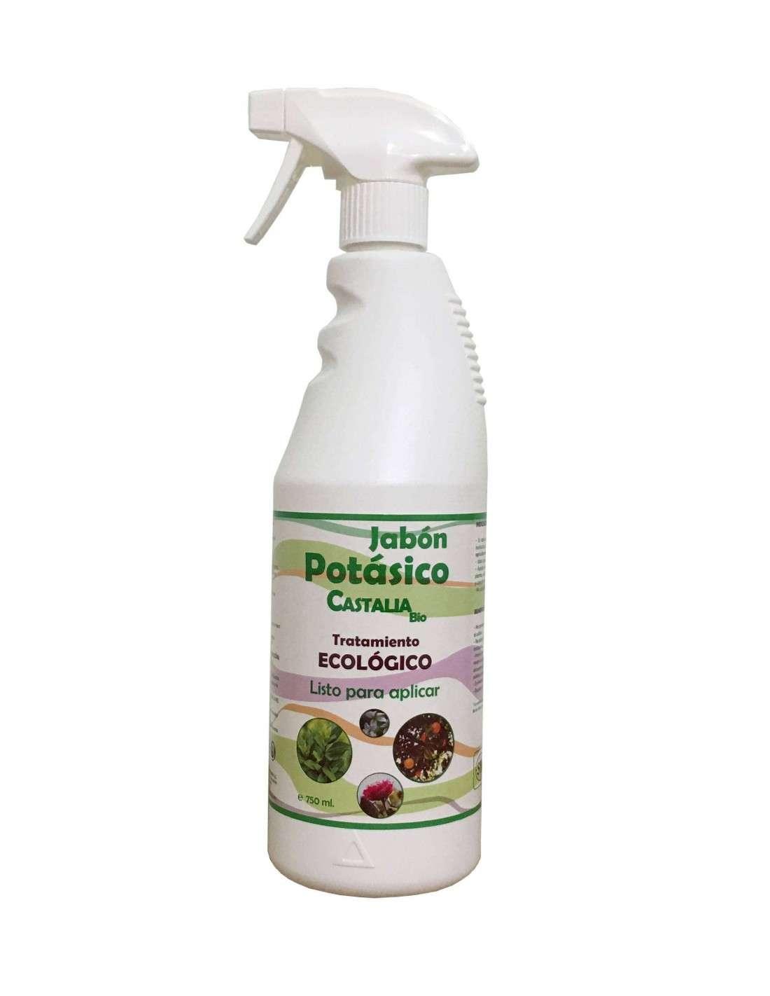 Jabón Potásico 750ml. Listo para uso