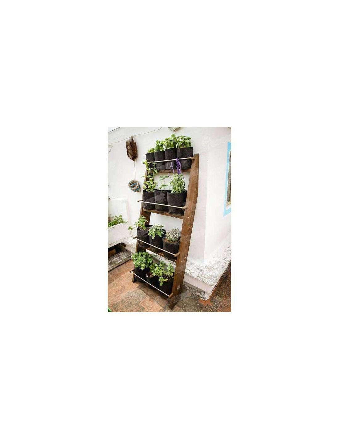 Jardin vertical escalera zurnek por 92 95 en cocopot - Material para jardin vertical ...