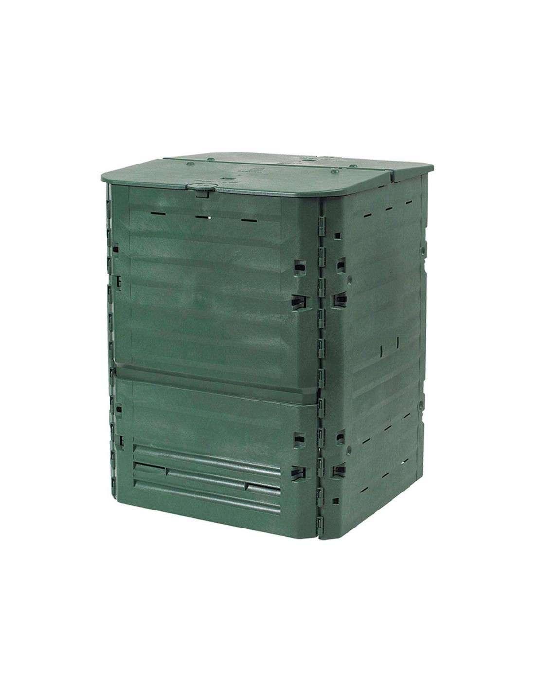 compostador thermo king 400 litros solo 78 75 en cocopot huerto urbano. Black Bedroom Furniture Sets. Home Design Ideas