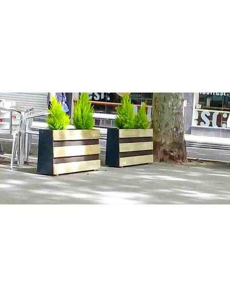 Jardín Vertical S para Suelo 40x50 cm. Hortalia HORTALIA - 377