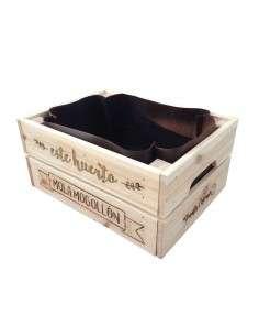 Huerto Caja de Madera 23x31xh15 COCOPOT - 1