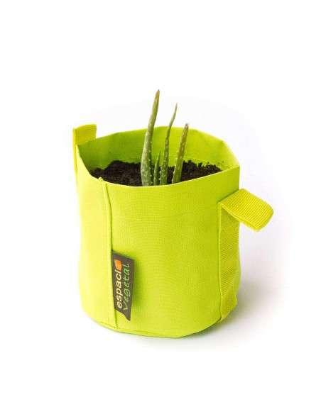 Kit Aloe Vera en maceta Verde de 1,3l. COCOPOT - 1