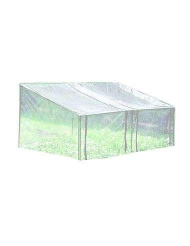 Funda Repuesto Invernadero 180x90x alt.70 cm