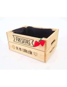 Caja Huerto de Fresas 23x31xh15 COCOPOT - 2