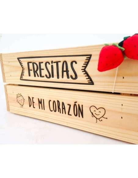Caja Huerto de Fresas 23x31xh15 COCOPOT - 7