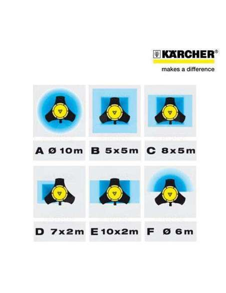 Aspersor Multifunción 6 en 1 KARCHER - 3