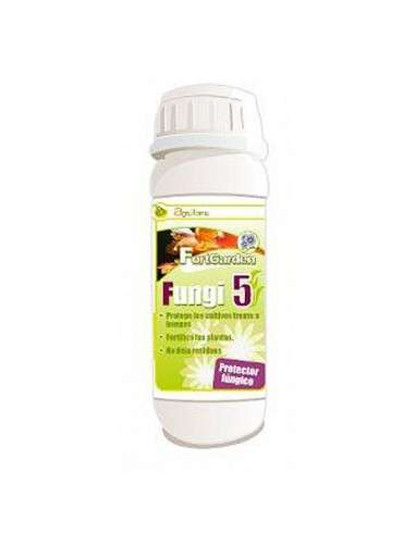 Biofungicida M5 100ml Agroitems - 1