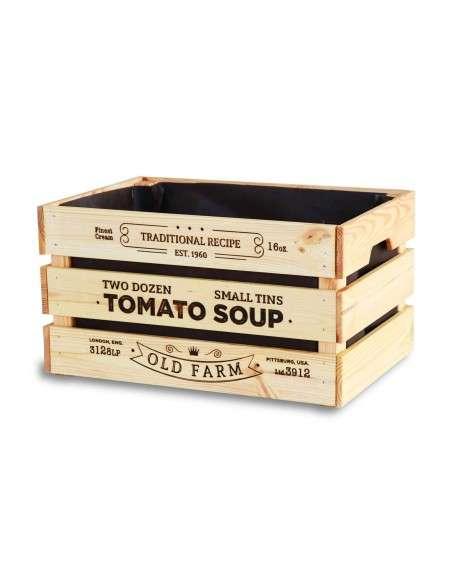 "Kit Huerto Vintage ""Tomato Soup"" COCOPOT - 2"