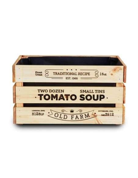 "Kit Huerto Vintage ""Tomato Soup"" COCOPOT - 3"