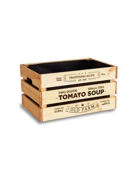 "Kit Huerto Vintage ""Tomato Soup"" COCOPOT - 4"