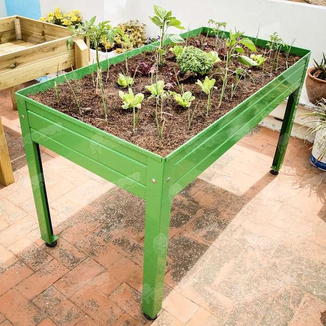 las mesas de cultivo blog cocopot huerto y jard n